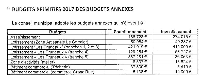 budgets-annexes-2017
