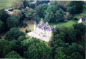 Chateau actuel