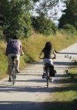 the greenway cycle way and footpath stratford upon avon warwickshire